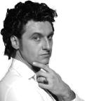 Schauspieler, Sänger und Moderator Nik Raspotnik