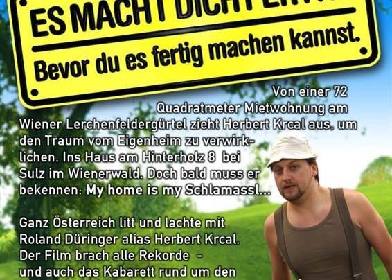 """Nik Raspotnik spielt Roland Düringers """"Hinterholzacht"""""""