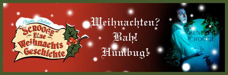 """Charles Dickens' """"Scrooge"""" Eine Weihnachtsgeschichte"""